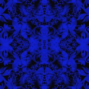 Petals blue