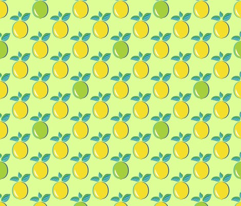 Rrrcitrus-pop-art-pattern-lemon-and-lime-green-background_contest298826preview