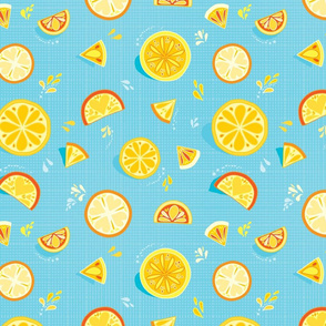 Summer Citrus Slices