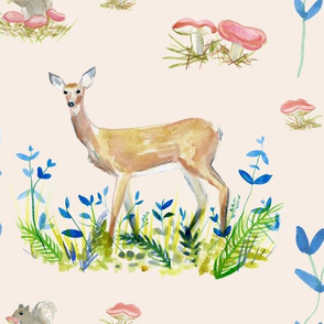Sweet Deer Fawn