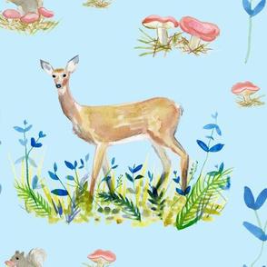 Sweet Deer Sky