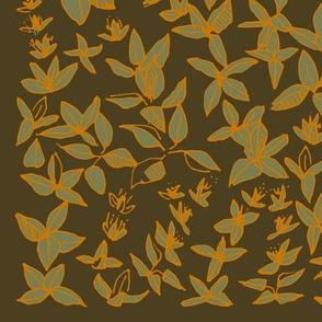 Lotus Weed Garden Pave
