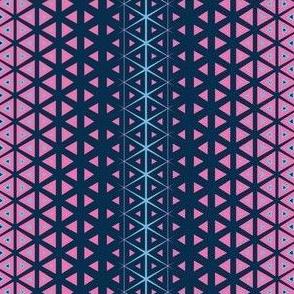 Cool Summer Seasonal Color Palette Metamorphosis Triangles