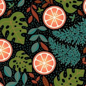 Citrus Potpourri
