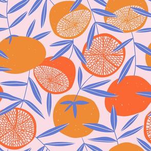 Pop art Grapefruits