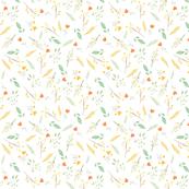 pattern leafs