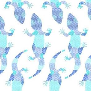 Tropical gecko