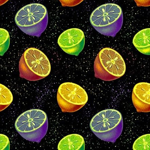 Galaxy of lemons