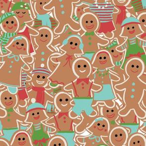 Gingerbread Bonanza