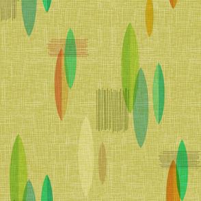 Atomic Spears Green