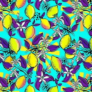 popart lemons mint