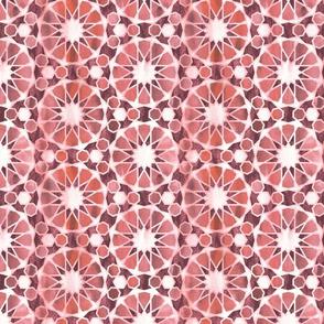 Farah tile Rose