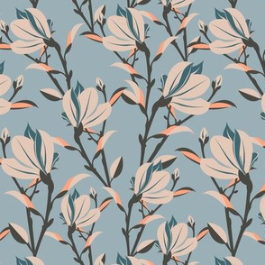 magnolia-dusty blue-small scale