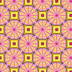 Pink grapefruit crush sewindigo