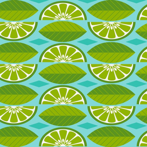 Ernest Retro Mojito Tea Towel