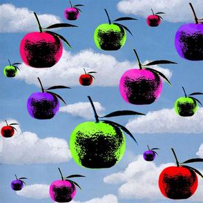 Mandarines in the Sky