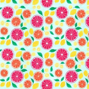 3 Flavours of Citrus