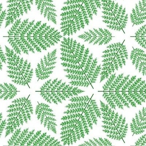 Fern Leaf Vegetation Tile
