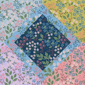 In the Fairy Garden Quilt