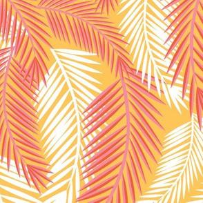 Palm Fronds-Sunshine-Large