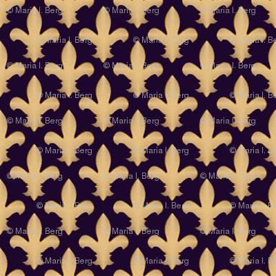 Fleur-de-lis-on-purple_preview