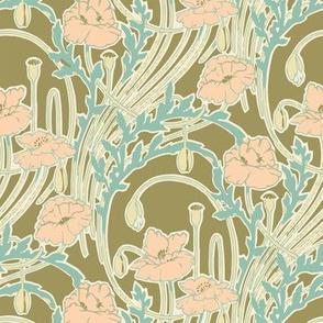 Nouveau Floral (original colorway)