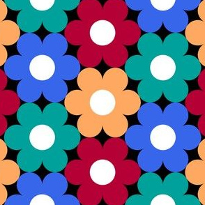 09526609 : S643 circle flower : spoonflower0002