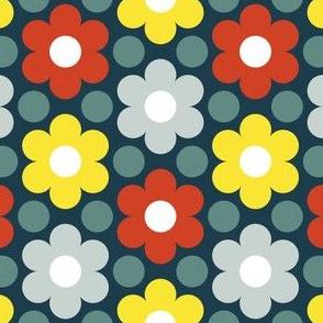 09527630 : circle flowers : spoonflower0226