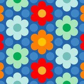 09527776 : circle flowers : july2017circus