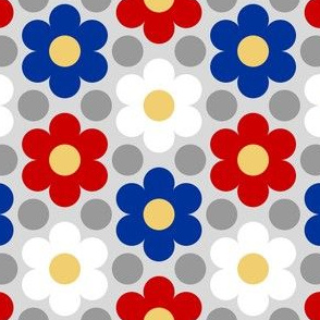 09528580 : circle flowers : synergy0006