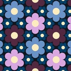 09528615 : circle flowers : synergy0010