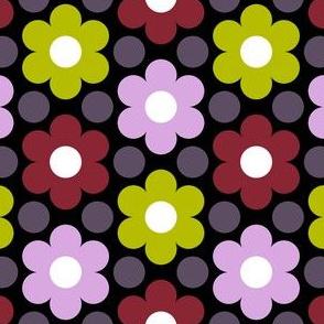 09528641 : circle flowers : synergy0013