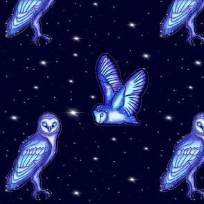 Galaxy Owls