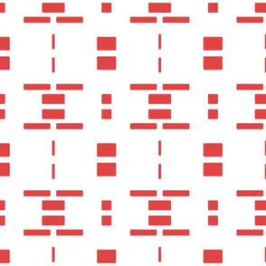 round rectangles red