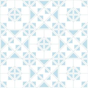 Geometric blue_115