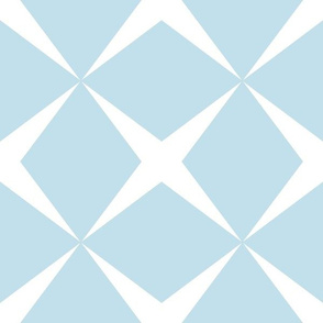 Geometric blue_118
