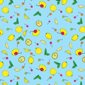 LemonadeToss