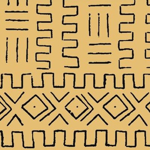 Mudcloth African Print