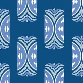 Cabana in classic blue