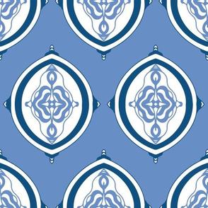 Cabana 3 in classic blue