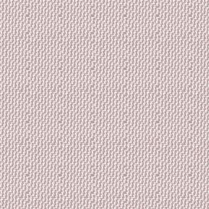 Zigzag Woven Texture- Rose Quartz