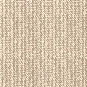 Zigzag Woven Texture- Sand