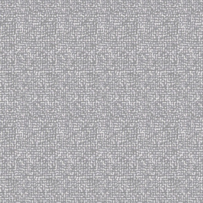 Tweed Woven Texture- Heather Grey