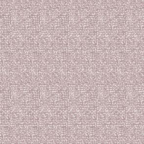 Tweed Woven  Texture- Rose Quartz