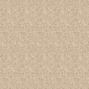 Tweed Woven Texture- Sand