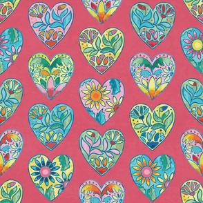 Boho Love (Pink)