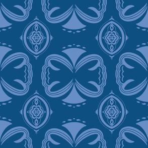 Cabana 56 Classic Blue