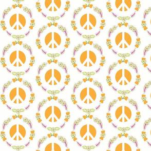 "ITG Graphic ""Peace"" ~ ©Claudette MacLean"