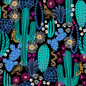 Sonoran Landscape (Jewel Extra Large)