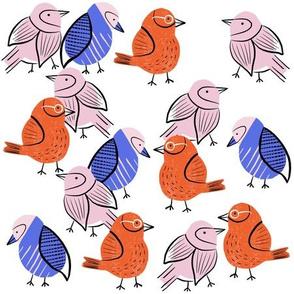 Mod bird crew